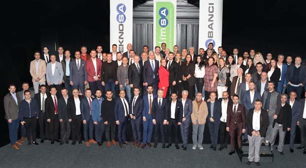 İklimsa, 450 yetkili satıcı ve servisi ile bölge toplantıları gerçekleştirdi