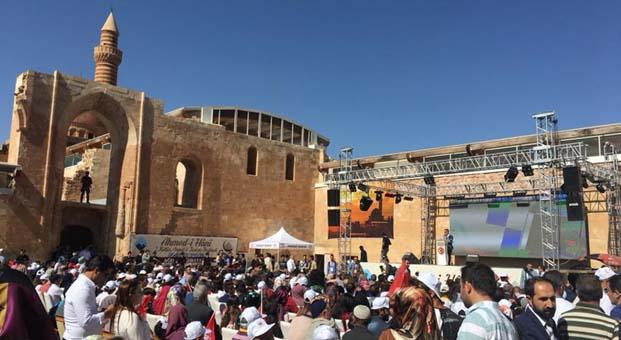 Sanatın ve Kültürün Kardeşliği: Müze-Şiir- Müzik Projesinin açılışı gerçekleştirildi