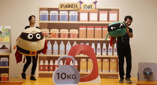 Imaginer Kids bütün çocukları eğlenceli bir hafta sonuna davet ediyor