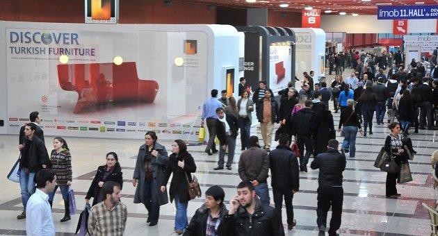 CNR İMOB Ankara 30 Mart'ta açılıyor