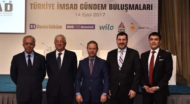 Türkiye İMSAD 'Gündem Buluşmaları'nda dış politikadaki değişimler konuşuldu