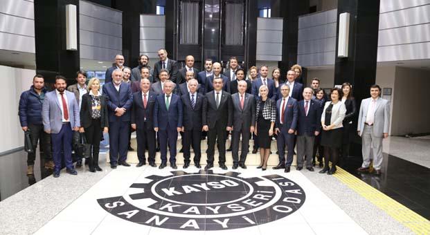 Anadolu Buluşmaları'nda dördüncü durak Kayseri