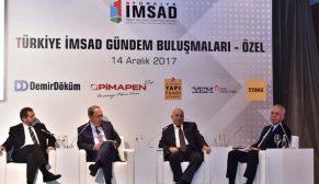 Ferdi Erdoğan:3. çeyrekte ülkemiz de inşaat sektörü de iyi büyüdü