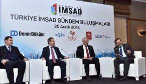 Ferdi Erdoğan:2019 yılı ihracat hedefimiz 22 milyar dolar
