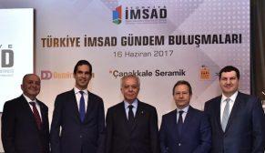 Türkiye İMSAD gayrimenkul ve inşaat sektörünün geleceğini konuştu