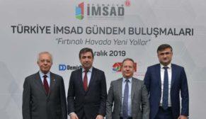 Türkiye İMSAD: Çin trenle Avrupa'ya mal taşırken, bu trenin vagonlarında biz de yer alacak mıyız?