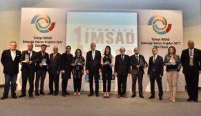 Türkiye İMSAD Geleceğe Yatırım Ödülleri' sahiplerini buldu