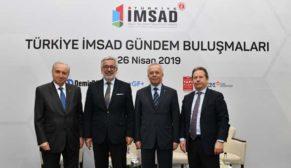 Ferdi Erdoğan: Sanayinin sürdürülebilir büyümesini sağlamak için topyekûn çözüm planlanmalı