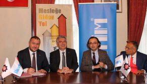URTİM Türk inşaat sektörüne kalifiye eleman yetiştirecek