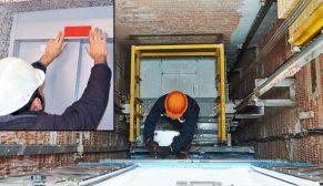 Kullanımı tehlikeli 87 bin asansörün iyileştirilmesi 1 milyar lira