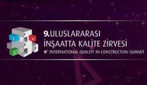 Türkiye İMSAD '9. Uluslararası İnşaatta Kalite Zirvesi' için geri sayım başladı