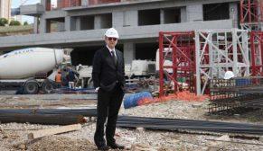 Türkoğlu: Gelişimin ana motoru inşaat sektörü