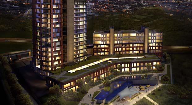 İnsay Yapı, iki projesini birden Azeri pazarında görücüye çıkarıyor