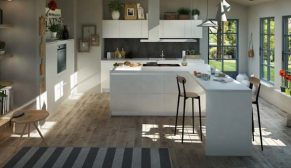 Minimalist tasarımıyla şık bir mutfak: Inova