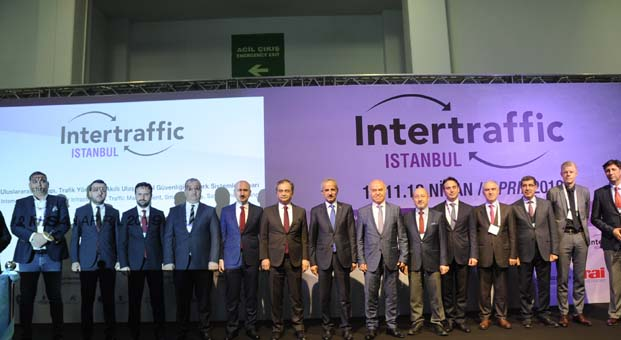Intertraffic İstanbul 2019 Ödülleri sahiplerini buldu