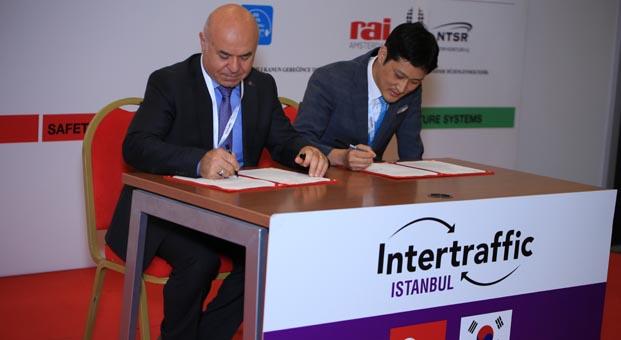 AUSDER ilk uluslararası işbirliğini Güney Koreli ITS ile imzaladı