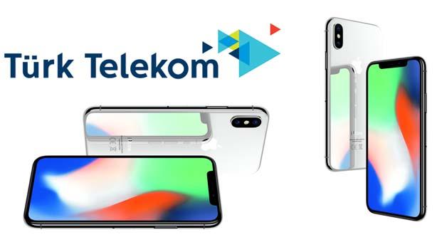 iPhone X Türk Telekom mağazalarında satışa sunulmaya hazırlanıyor