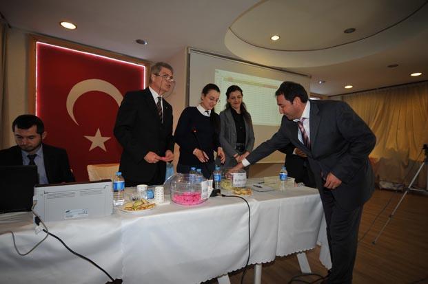 Edirne İpsala'da 138 konutun hak sahipleri belirlendi