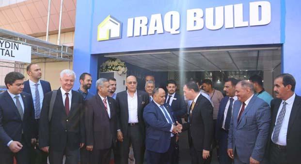 IRAQ BUILD fuarında 100 milyar dolarlık pazar fırsatı