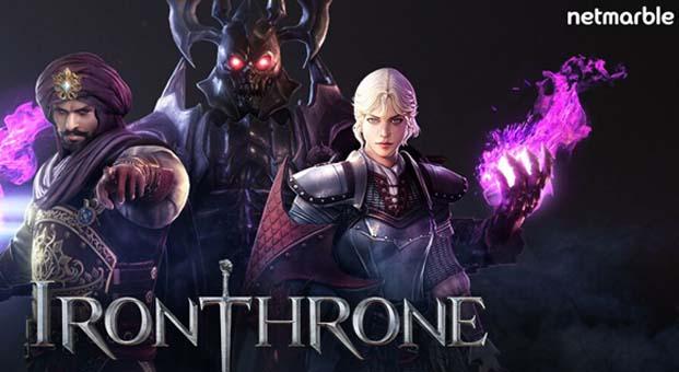 Irone Throne'a İttifak Lejyon Savaşı geldi, birlikte oynamanin heyecanı arttı