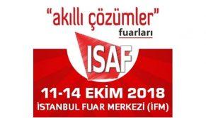 ISAF 2018 rekor katılım ile sona erdi