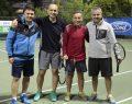 DEİK Business Tennis Cup turnavasında şampiyonlar belli oldu