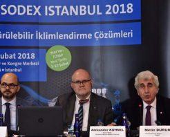 SODEX'in iklimlendirme sektörü 2023 hedefi 12 milyar dolar ihracat