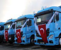 İSKİ, araç filosunu yerli araçlarla yeniliyor