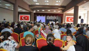 Gaziantep İslâhiye'de 198 konutun kurası çekildi