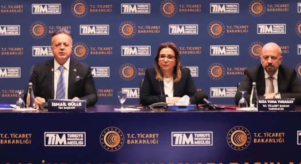 İsmail Gülle: Mart ayında ihracat performansı hız kesmedi