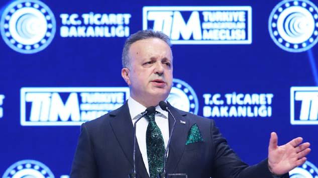 """İsmail Gülle: """"İhracat hedeflerimiz COVİD-19'dan büyük"""""""