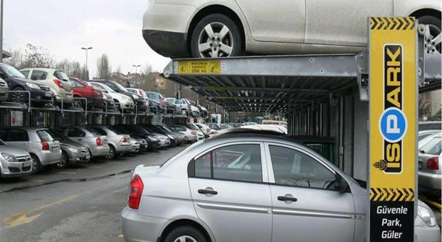 İspark'tan havalimanlarında 1 saat ücretsiz otopark