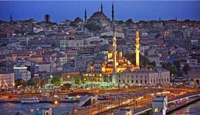 Fatih'te son 1 yılda konut yüzde 5.54 arttı