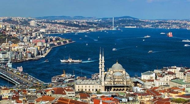 İstanbul için yatay imar planı