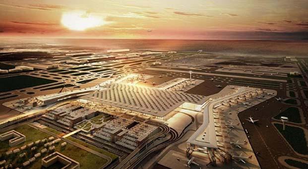 İstanbul Havalimanı Büyükçekmece'de konut fiyatlarını 1 yılda yüzde 8.95 artırdı