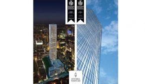 İstanbul Tower 205'e European Property Awards'dan iki ödül