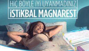 İstikbal Magnarest 'bambaşka yatakla' satışa sunuldu