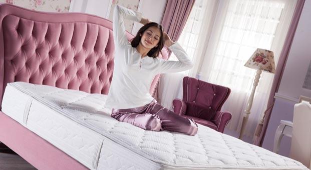 Rahat uyku için İstikbal'den Stress Free yatağı