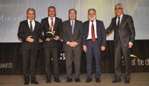 """Endüstriyel yatırımın yıldızı 'İSTİM' """"SotCA'da ödüllendirildi"""
