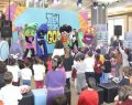 Teen Titans Go! Türkiye'de ilk kez İstMarina AVM'de