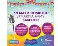 19 Mayıs coşkusu İstMarina AVM'de başlıyor