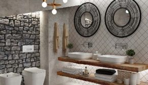 ISVEA, stil sahibi banyolarıyla Unicera Fuarı'na damga vuracak