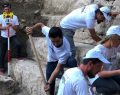 Arkeolojik Roma Barajı kazı çalışmalarına ISVEA'dan destek