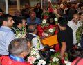 Dünya şampiyonu İstanbul İtfaiyesi yurda döndü