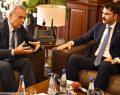 Bakan Kurum'dan Başkan Kocaoğlu'na: Çözüm odaklı çalışacağız