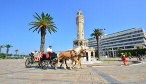 """""""Çevre Dostu Şehir Ödülü""""nün sahibi İzmir"""