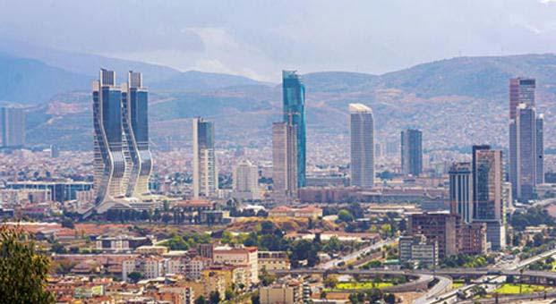 Dünyada konut fiyatlarının en çok arttığı şehir İzmir