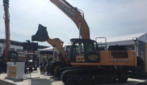 CASE iş makineleri İzmir'de mermer ve doğal taş sektörü ile bir araya geliyor