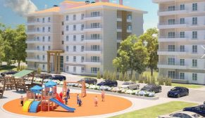 İzmir Torbalı'da inşa edilecek 315 konutun ihalesi yapıldı