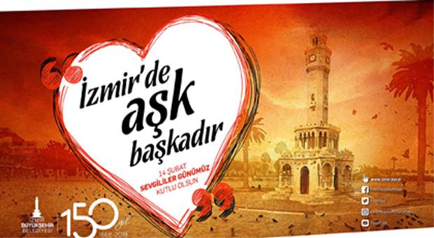 İzmir'de aşk başkadır